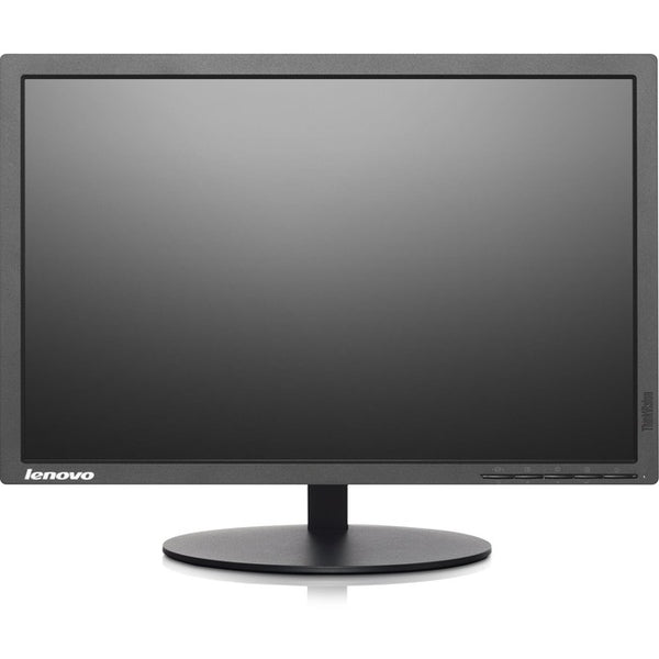 "LENOVO - CORPORATE MONITORS Lenovo ThinkVision T2054p 19.5"" WXGA+ LED LCD Monitor - 16:10 - Raven Black (60G1MAR2US)"