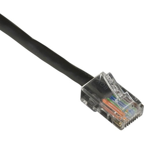 Black Box Cat.6 UTP Patch Network Cable (CAT6PC-B-010-BK)