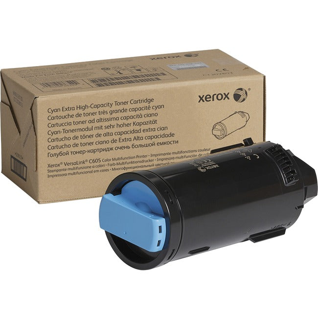 Xerox Toner Cartridge - Cyan (106R03928)