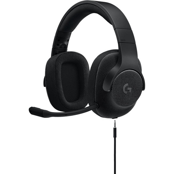 Logitech G433 7.1 Wired Surround Gaming Headset (981-000708)