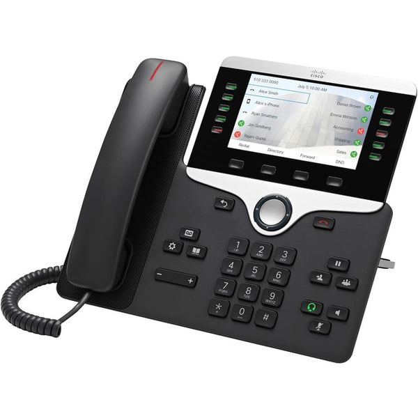 CISCO - HW UNIFIED COMM Cisco 8841 IP Phone - Wall Mountable (CP-8841-3PW-NA-K9=)