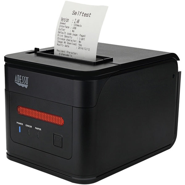 Adesso NuPrint 310 Direct Thermal Printer - Monochrome - Desktop - Receipt Print (NUPRINT310)