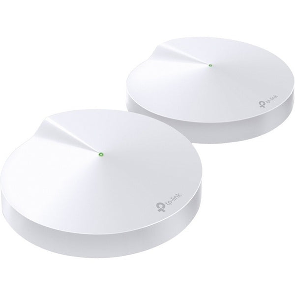 TP-LINK Deco M5 IEEE 802.11ac 1.27 Gbit/s Wireless Access Point (DECO M5(2-PACK))
