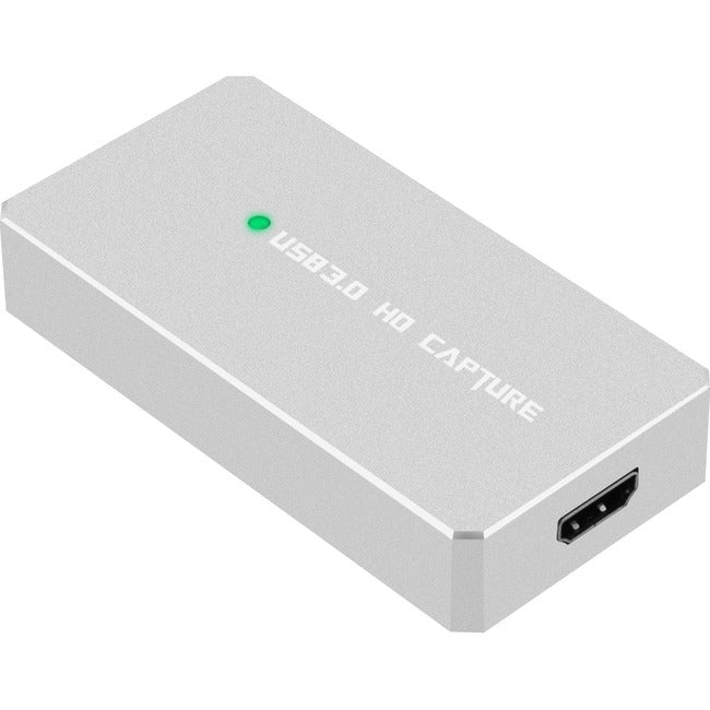 SIIG USB 3.0 HDMI Capture Adapter (CE-H22V14-S1)
