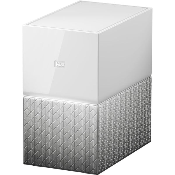 WD My Cloud Home Duo Personal Cloud Storage (WDBMUT0080JWT-NESN)