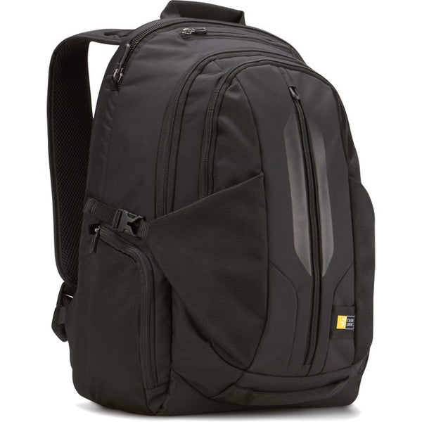 "Case Logic RBP-117 BLACK Carrying Case (Backpack) for Apple 17.3"" Notebook - Black (3201402)"