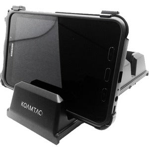 KoamTac KDC470 4-Slot Charging Cradle: for simultaneous charging of KDC470 Series + integrated SmartSled Charging Case. (896204)