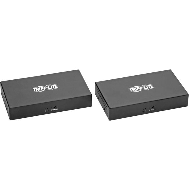 Tripp Lite HDMI Over Powerline Active Extender Kit Transmitter Receiver IR Control 1080p @ 60Hz (B126-1A1-PLHD)