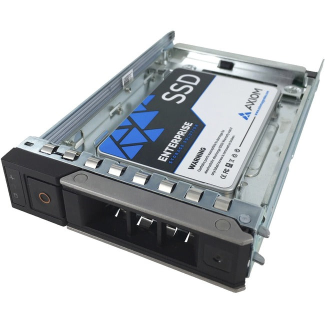 "Axiom EV200 3.84 TB Solid State Drive - 2.5"" Internal - SATA (SATA/600) - 3.5"" Carrier - Mixed Use (SSDEV20DK3T8-AX)"