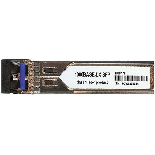 McAfee by Intel 1000Base-LX SFP (mini-GBIC) Module (ITV-2MLG-NA-100A-AX)