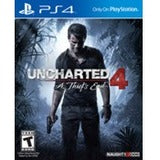 Sony PlayStation Sony Uncharted 4: A Thief's End (3003543)