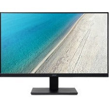 Acer America - Displays V227q Bi 21.5In Wide Ag Fhd Ips 3Yr Ltd Warr Black Chassis (UM.WV7AA.001)
