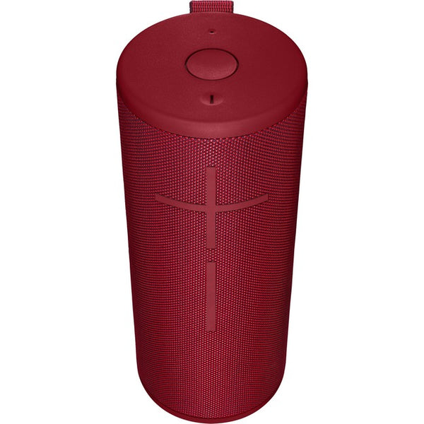 Ultimate Ears BOOM 3 Portable Bluetooth Speaker System - Red (984-001352)