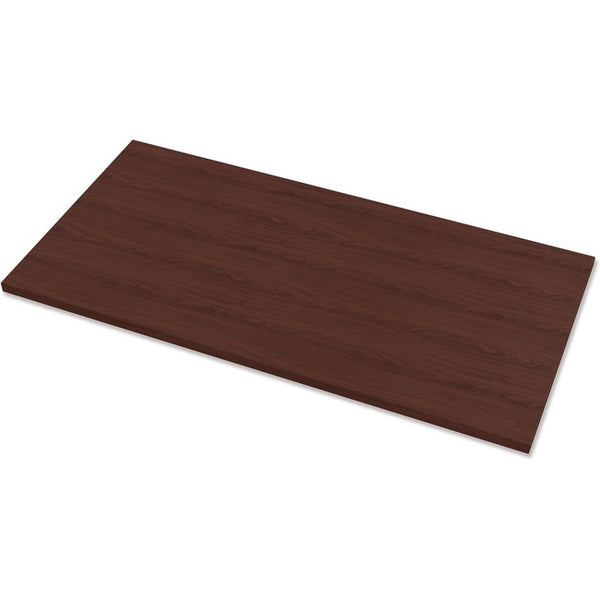 "Fellowes Levado™ Laminate Table Top Mahogany - 48""x24"" (9650401)"