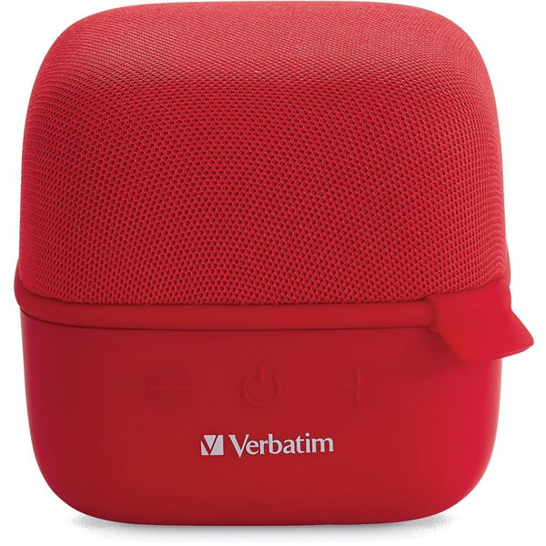Verbatim Bluetooth Speaker System - Red (70225)