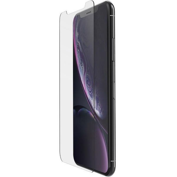 Belkin ScreenForce InvisiGlass Ultra Screen Protection for iPhone XR Crystal (F8W906ZZ)