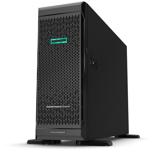HPE - PROLIANT SERVERS HPE ProLiant ML350 G10 4U Tower Server - 1 x Xeon Gold 5218 - 32 GB RAM HDD SSD - 12Gb/s SAS Controller (P11053-001)