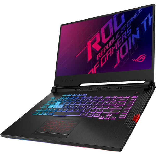 Rog Strix Scar Iii Gunmetal Intel Core I7-9750H 2.6Ghz (Turbo Up To 4.5Ghz)Mobil