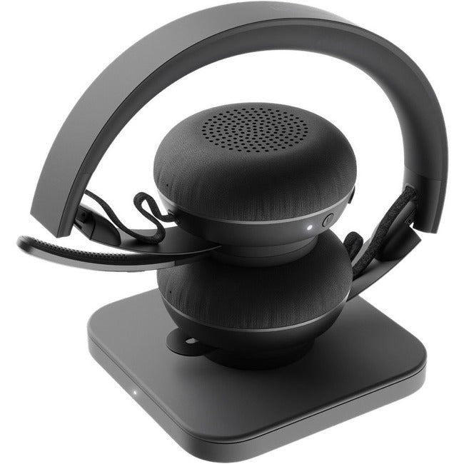 Logitech Vc Zone Wrls Plus Headset W/Adapter (981-000805)
