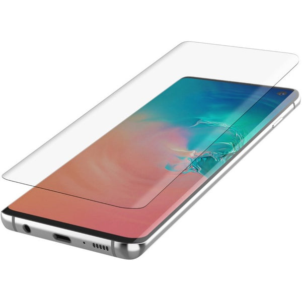 Belkin ScreenForce InvisiGlass Curve Screen Protection for Samsung Galaxy S10 (F7M069ZZBLK)