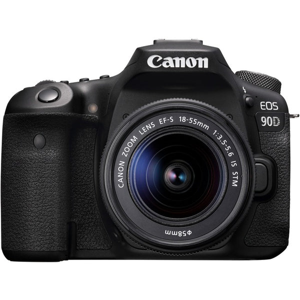 Canon-Photo Video Eos 90D + Ef-S 18X55mm F3.5-5.6 Is Stm Kit (3616C009)