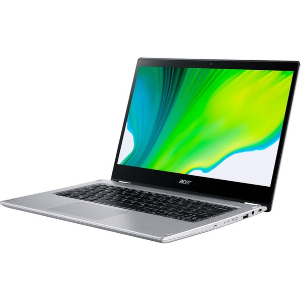 Acer America - Notebooks Sp314-54N-50W3 14In Win10 10Th Gen Intel I5-1035G4 1Yr Ltd Warr (NX.HQ7AA.001)
