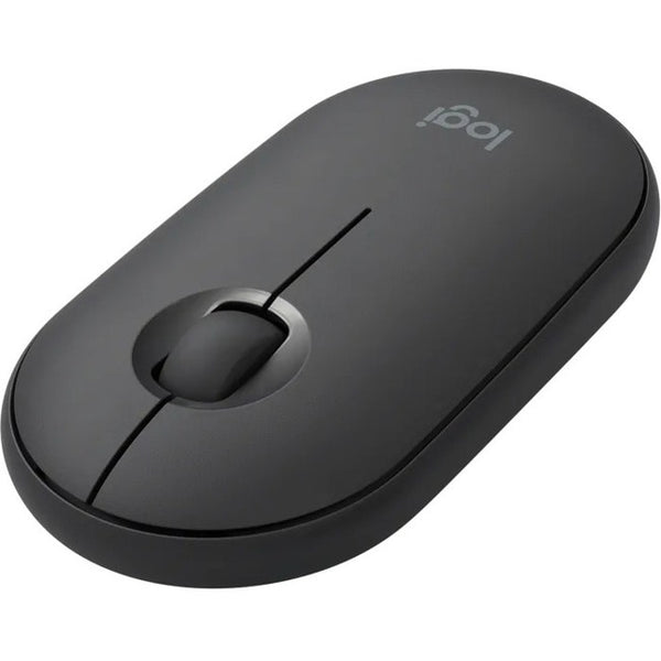 Logitech Pebble I345 Wireless Mouse For Ipad-Graphite