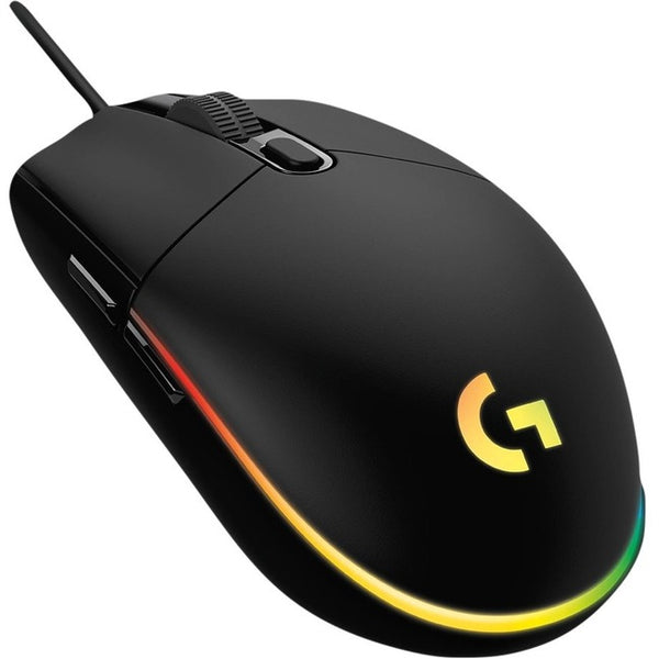 Logitech - Computer Accessories G203 Game Wired Mouse New Blk  (910-005790)