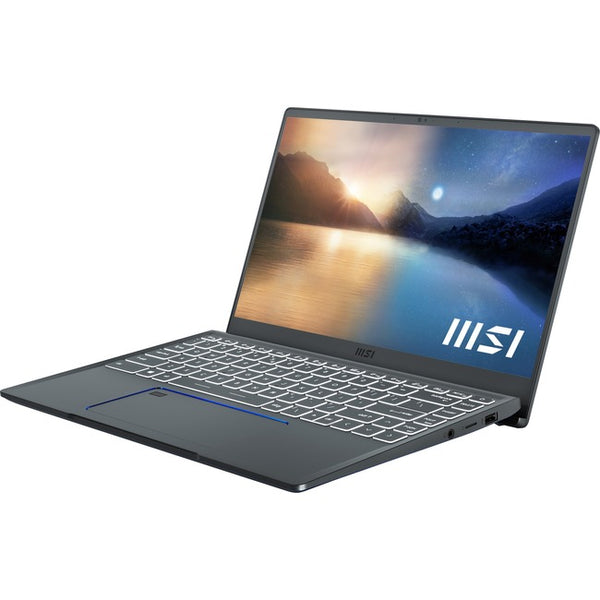 Msi - Systems Prestige Business Nb I7-1185G7 Gtx1650 Max-Q 16Gb 1Tb 14In W10p (PRESTIGE1411090)