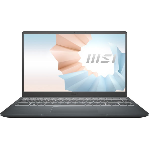 Msi - Systems Modern Businss Laptop I7-10510U Uma 16G 512G 14In W10pro (MODERN14256)