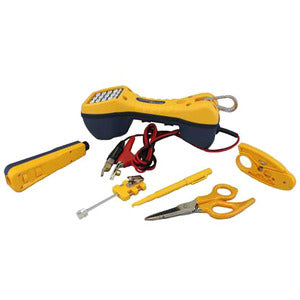 FLUKE NETWORKS CORE Fluke Networks Electrical Contractor Telecom Kit I (with TS30 test set) (11290000)