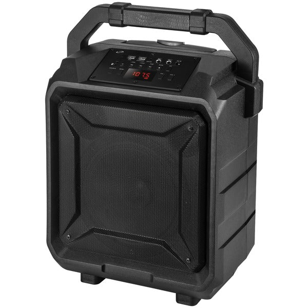 Dpi Inc/Gpx-Personal & Portable Wrls Tailgater Party Spkr Bt Wrls Tailgater Party Speaker (ISB659B)