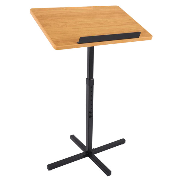 Pyle Audio - Home Compact & Portable Lectern Podium  Speech & Presentation Stand (PLCTND44)