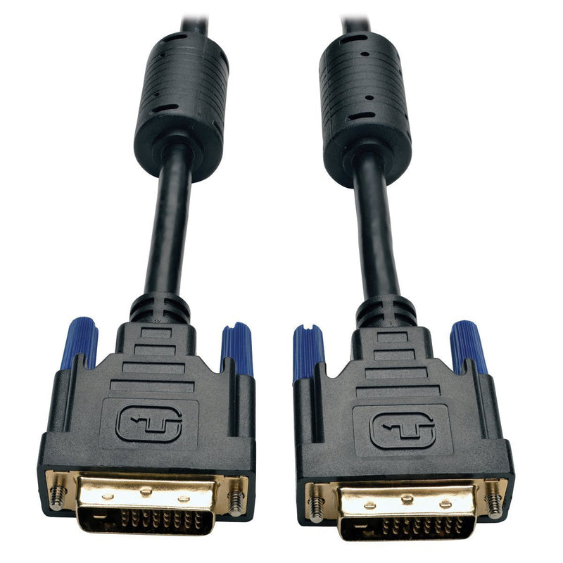 Tripp Lite DVI Dual Link Cable, Digital TMDS Monitor Cable (P560-001)
