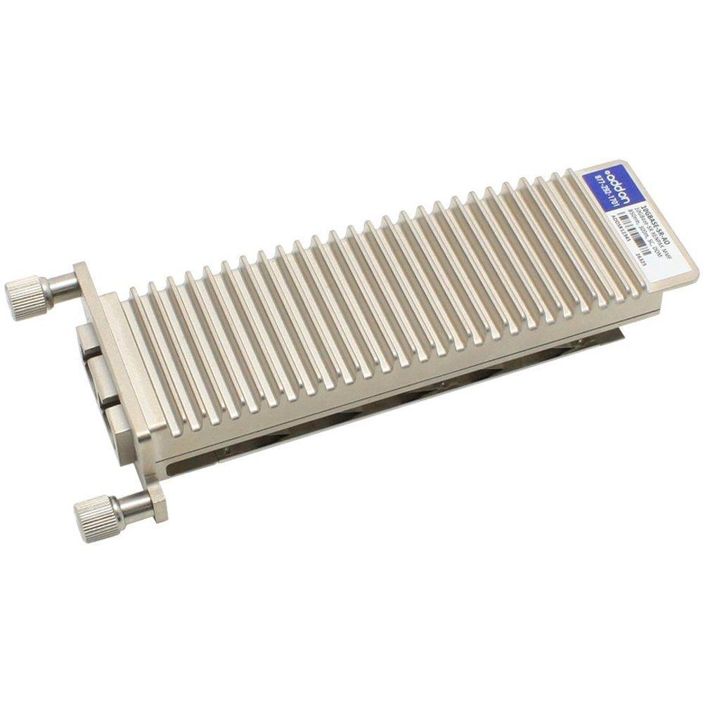 Add-onputer Peripherals, L 10GBASE-SR-AO Enterasys 10G Base-SR Compatible 10G Base-SR Xenpak Transceiver