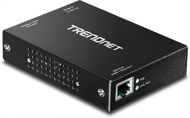 TRENDnet 5-Port PD-Powered Gigabit PoE EdgeSmart Switch, TPE-P521ES (TPE-P521ES)