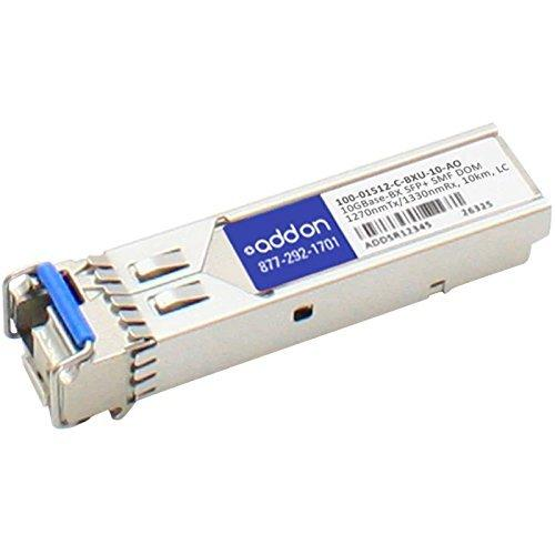 Add-on-computer Peripherals L Calix 100-01512-c-bxu-10 Compatible 10gbase-bx Sfp+ Transceiver (sm