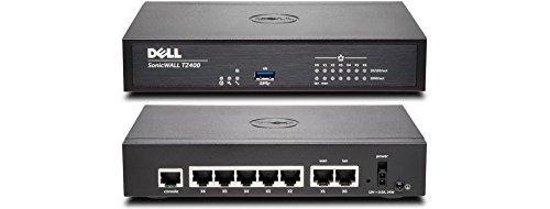 SonicWALL TZ400 GEN5 Firewall Replacement With AGSS 1YR (01-SSC-1358)