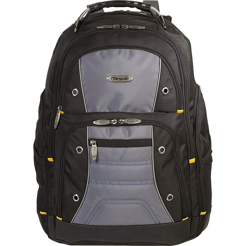 "Targus TSB239US Carrying Case (Backpack) for 17"" Notebook - Black, Gray (TSB239US)"