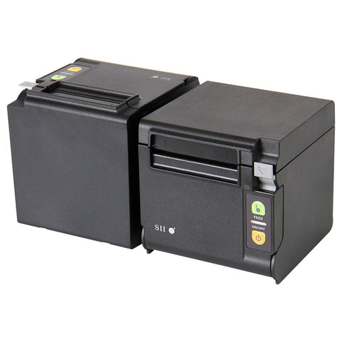 Seiko Instruments USA Inc. Qaliber RP-D10-K27J1-S Direct Thermal Printer - Monochrome - Desktop - Receipt Print RP-D10-K27J1-S2C3