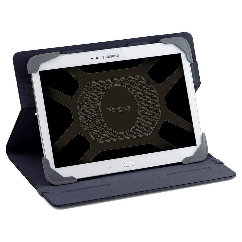 "Targus Fit-n-Grip THZ663GL Carrying Case (Folio) for 10"" Tablet - Black (THZ663GL)"