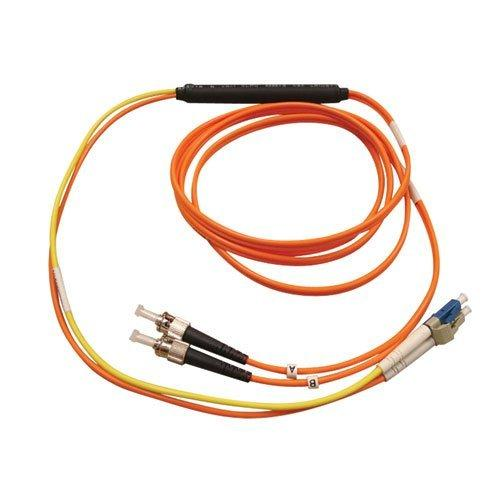 Tripp Lite 3M Fiber Optic Mode Conditioning Patch Cable ST/LC 10' 10ft 3 Meter (N422-03M)