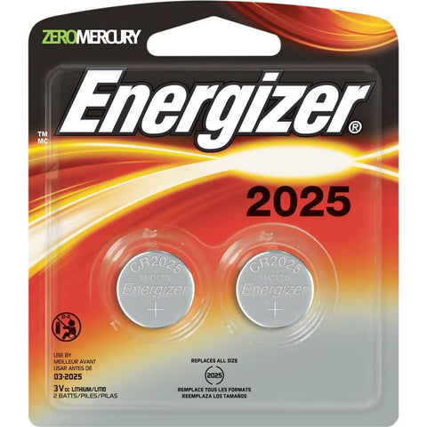 Eveready Battery Co Ener2pk 3V 2025 Battery 2025Bp-2 Watch & Calculator