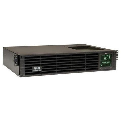 Tripp Lite 1500VA Smart UPS Back Up, Sine Wave, 1350W Line-Interactive, 2U Rackmount, LCD, USB, DB9 (SMART1500RM2U)