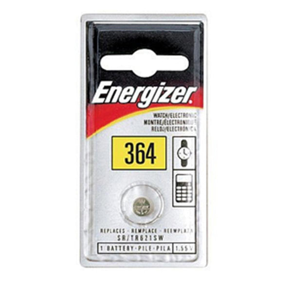 Energizer-Batteries Energizer 364 Battery 1-Pk Zero Mercury (364BPZ)
