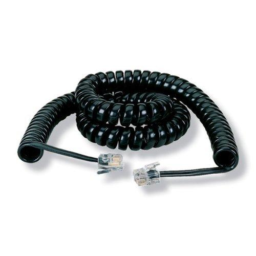 Black Box Modular Coiled Handset Cable (EJ300-0012)