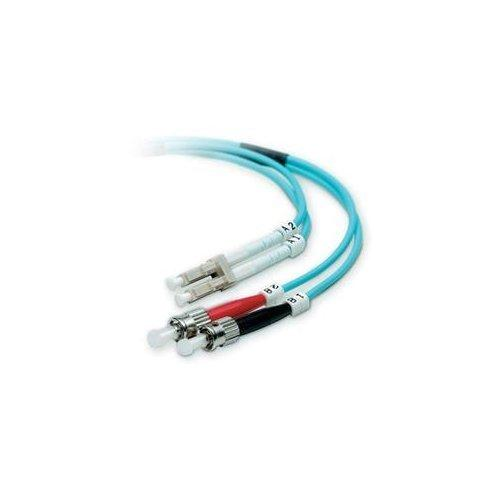 Belkin LCLC500-03M-TAA Fiber Optic Duplex Patch Cable (LCLC500-03M-TAA)