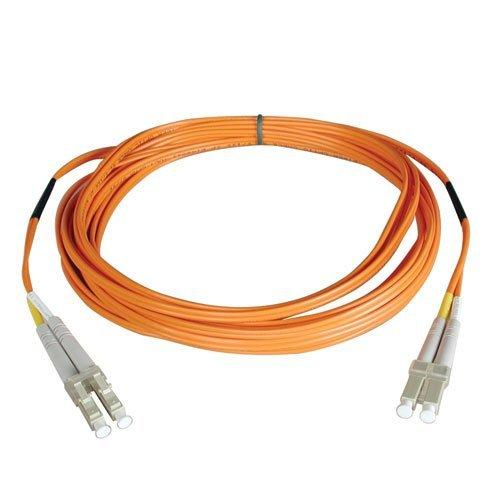 Tripp Lite 20M Duplex Multimode 50/125 Fiber Optic Patch Cable LC/LC 65' 65ft 20 Meter (N520-20M)