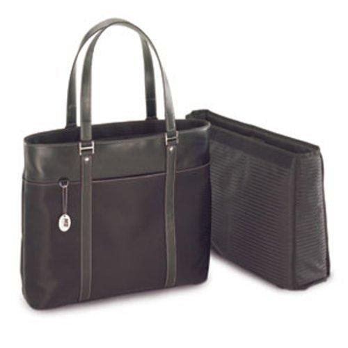Mobile Edge Chocolate Suede Tote Case (METL08)