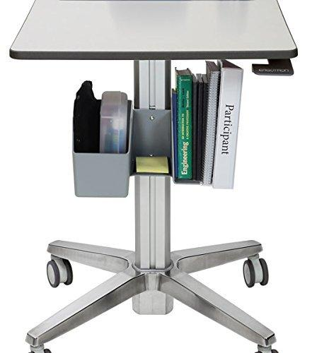 Ergotron LearnFit® Sit-Stand Desk, Tall (24-481-003)